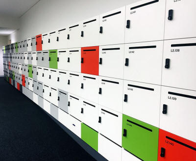 RFID Locker Locks