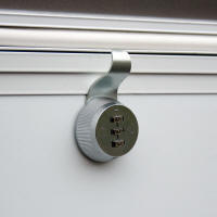 RV storage locks
