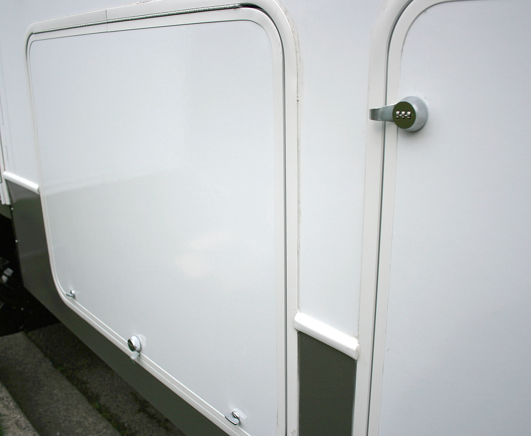 Compartment Door Rv Compartment Door Without Latch And